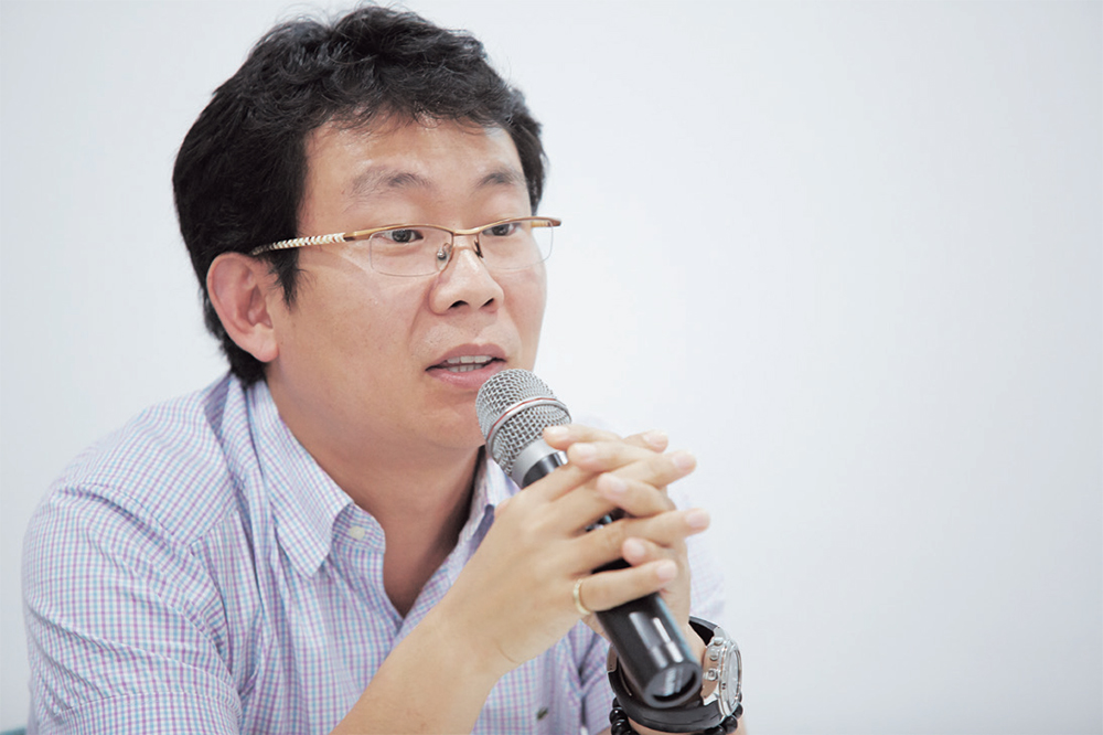 천재현 정가악회 대표