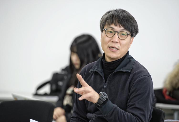 이동민 적폐청산과 문화민주주의 대책위원회 공동운영위원장